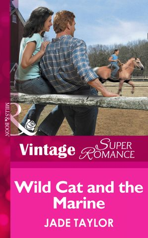 wild-cat-and-the-marine-mills-and-boon-vintage-superromance-a-little-secret-book-8
