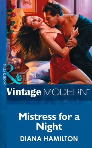 Mistress for a Night (Mills & Boon Modern) (Do Not Disturb, Book 5)