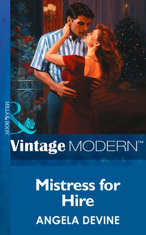 Mistress For Hire (Mills & Boon Modern)