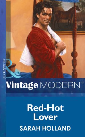 Red-Hot Lover (Mills & Boon Modern)