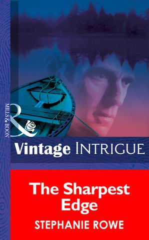 The Sharpest Edge (Mills & Boon Intrigue)