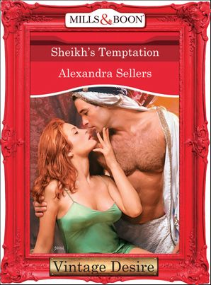Sheikh's Temptation (Mills & Boon Desire) (Desert Sons, Book 4)