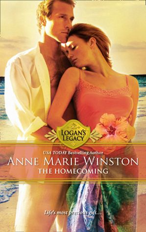 The Homecoming (Mills & Boon M&B) (Logan's Legacy, Book 18)