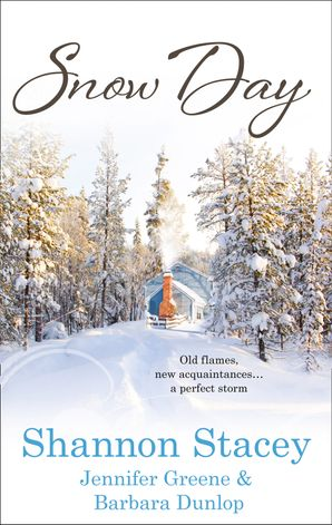 Snow Day: Heart of the Storm / Seeing Red / Land's End (Mills & Boon M&B)