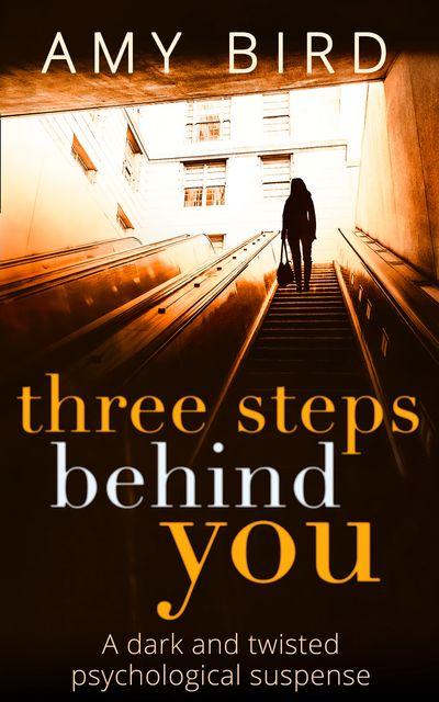 Three Steps Behind You - Amy Bird