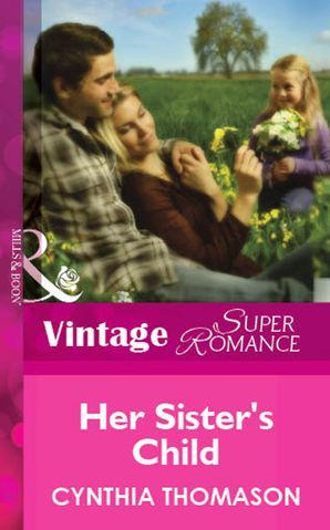 her-sisters-child-mills-and-boon-vintage-superromance