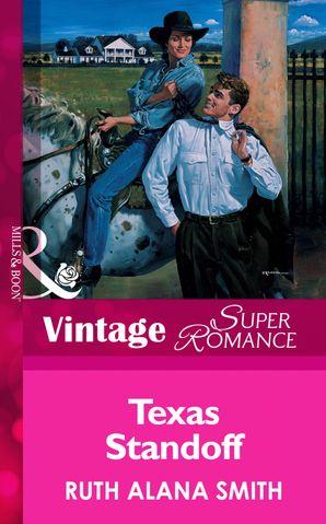 Texas Standoff (Mills & Boon Vintage Superromance)
