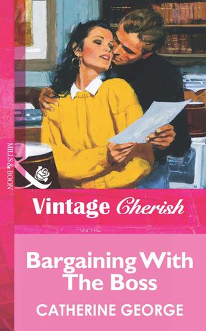 bargaining-with-the-boss-mills-and-boon-vintage-cherish