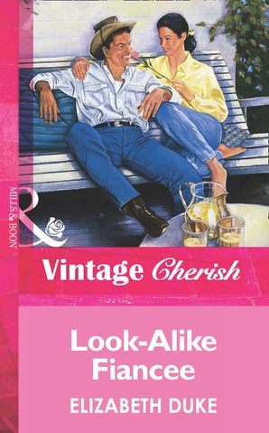 Look-Alike Fiancee (Mills & Boon Vintage Cherish)