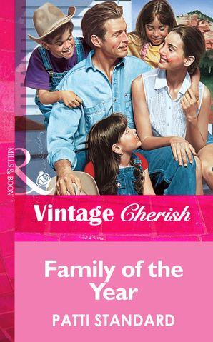Family Of The Year (Mills & Boon Vintage Cherish)