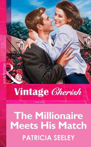 The Millionaire Meets His Match (Mills & Boon Vintage Cherish)