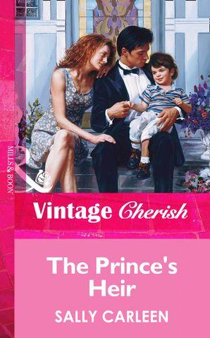 the-princes-heir-mills-and-boon-vintage-cherish