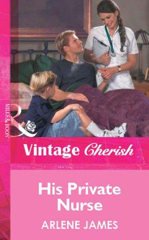 his-private-nurse-mills-and-boon-vintage-cherish