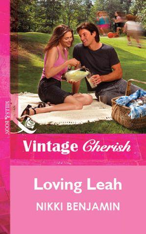 Loving Leah (Mills & Boon Vintage Cherish)
