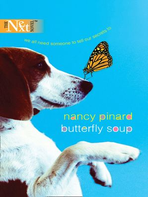 Butterfly Soup (Mills & Boon M&B)