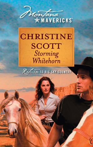 Storming Whitehorn (Mills & Boon M&B)