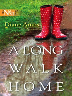 A Long Walk Home (Mills & Boon Silhouette)