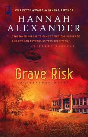 Grave Risk (Mills & Boon Silhouette)