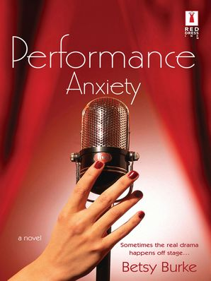 Performance Anxiety (Mills & Boon Silhouette)