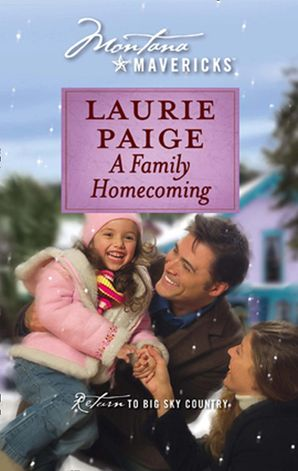 A Family Homecoming (Mills & Boon Silhouette)