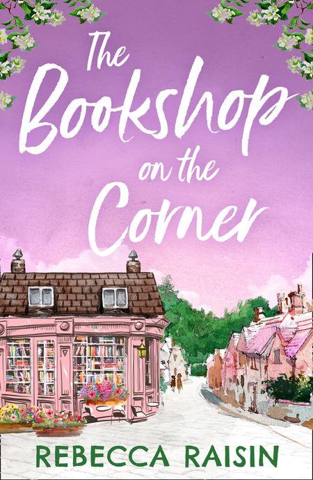 The Bookshop On The Corner (The Gingerbread Café) - Rebecca Raisin