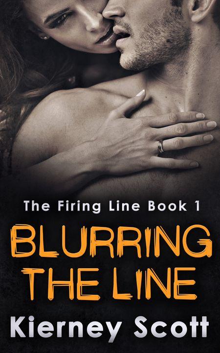 Blurring The Line - Kierney Scott
