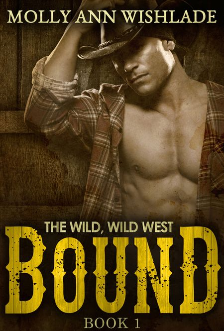 Bound: A sizzling hot Western romance - Molly Ann Wishlade