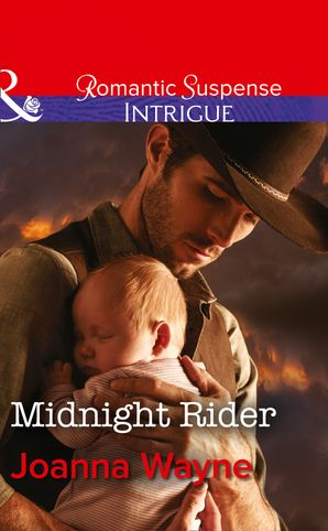 Midnight Rider eBook First edition by Joanna Wayne
