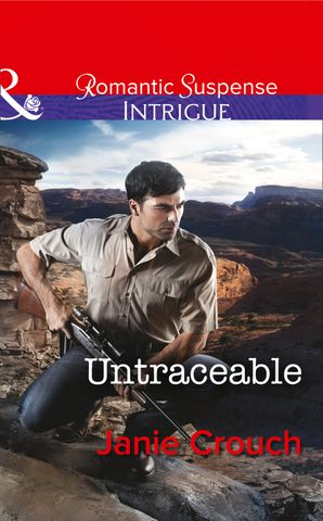 Untraceable (Mills & Boon Intrigue) (Omega Sector, Book 3) eBook First edition by