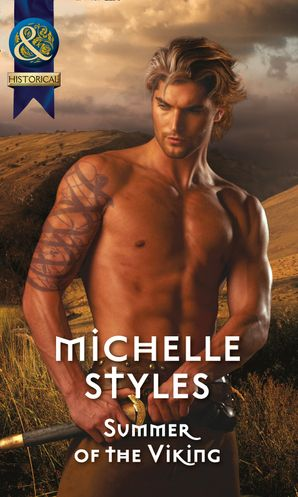 Summer Of The Viking eBook First edition by Michelle Styles