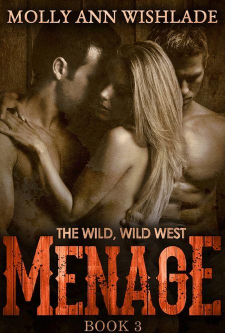 Menage: A scandalous Western romance - Molly Ann Wishlade