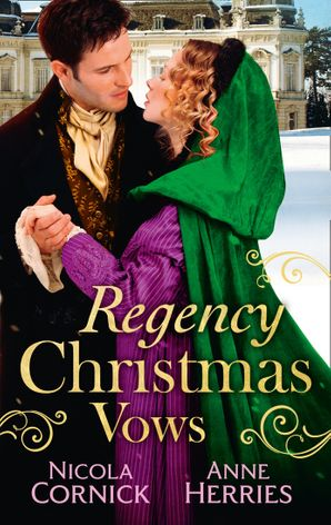 Regency Christmas Vows: The Blanchland Secret / The Mistress of Hanover Square (Mills & Boon M&B) eBook First edition by 12504
