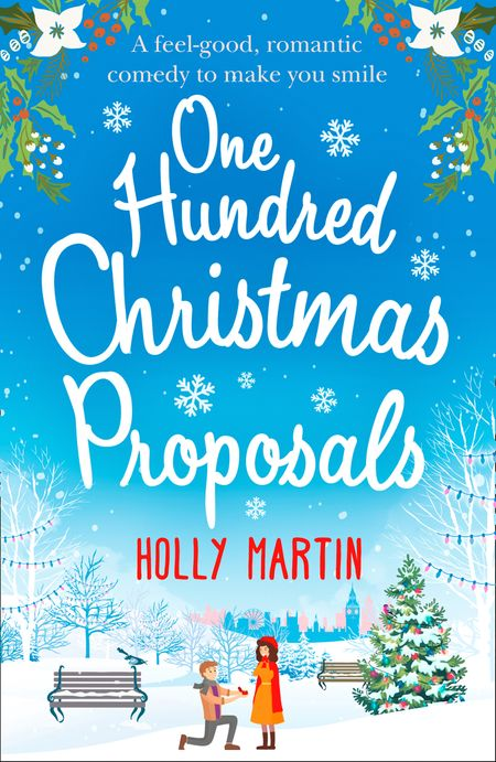 One Hundred Christmas Proposals - Holly Martin