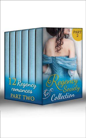 Regency Society Collection Part 2 eBook ePub First edition by Ann Lethbridge