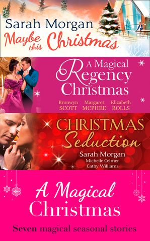 A Magical Christmas (Mills & Boon e-Book Collections) eBook First edition by Sarah Morgan