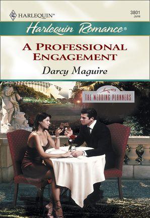 A Professional Engagement (Mills & Boon Cherish)