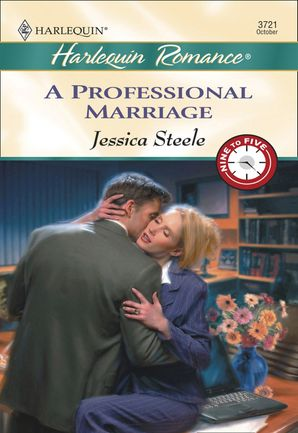 A Professional Marriage (Mills & Boon Cherish) by Jessica