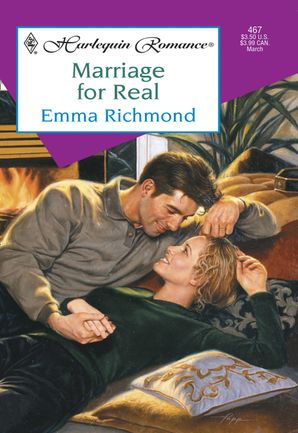 Marriage For Real (Mills & Boon Cherish)
