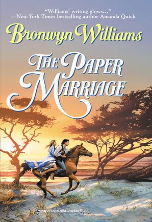 The Paper Marriage (Mills & Boon Historical)