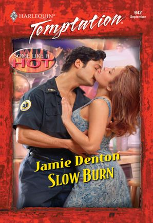 Slow Burn (Mills & Boon Temptation)