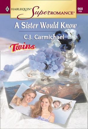 A Sister Would Know (Mills & Boon Vintage Superromance)