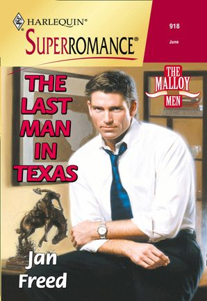 The Last Man In Texas (Mills & Boon Vintage Superromance)