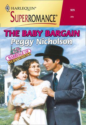 The Baby Bargain (Mills & Boon Vintage Superromance)