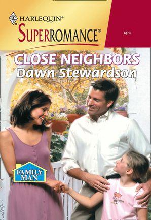 Close Neighbors (Mills & Boon Vintage Superromance)