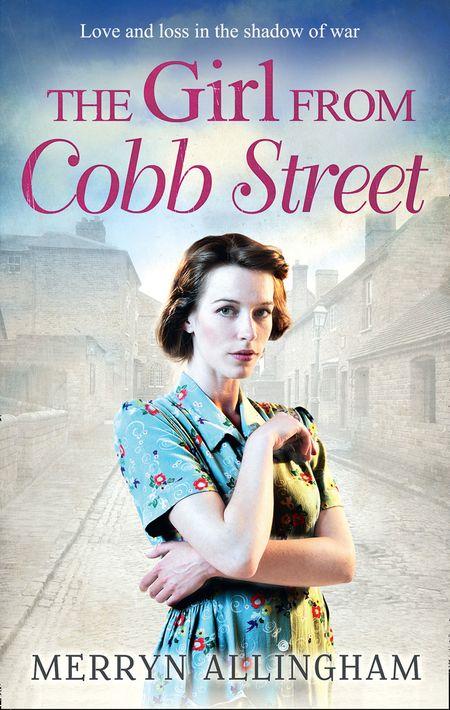 The Girl From Cobb Street - Merryn Allingham