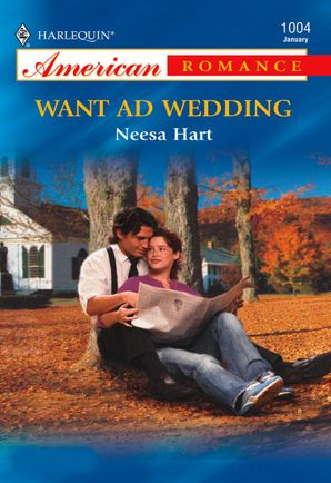 Want Ad Wedding (Mills & Boon American Romance)