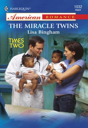 The Miracle Twins (Mills & Boon American Romance) eBook First edition by Lisa Bingham