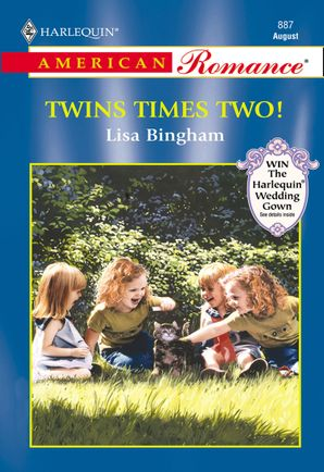 Twins Times Two! (Mills & Boon American Romance) eBook First edition by Lisa Bingham