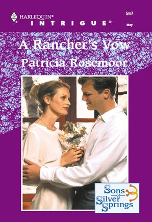 A Rancher's Vow (Mills & Boon Intrigue)