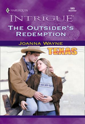 The Outsider's Redemption eBook First edition by Joanna Wayne